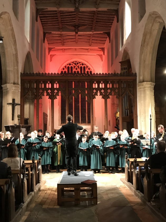 saint felix massed choirs delight audiences in summer