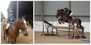 Saint Felix Equestrian team 2